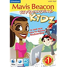 Mavis Beacon Keyboarding Kid