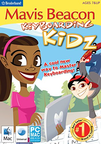 Mavis Beacon Keyboarding Kidz (Keyboard Instruction Software)