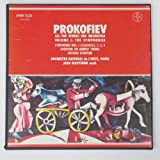 Prokofiev: All the Works for Orchestra Vol. I - The Symphonies - Symphony 1 (Classical), 2, 3, and 4, Overture on Hebrew Themes, Russian Overture