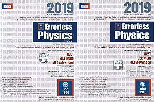 Universal Self Scorer Errorless Physics Pdf