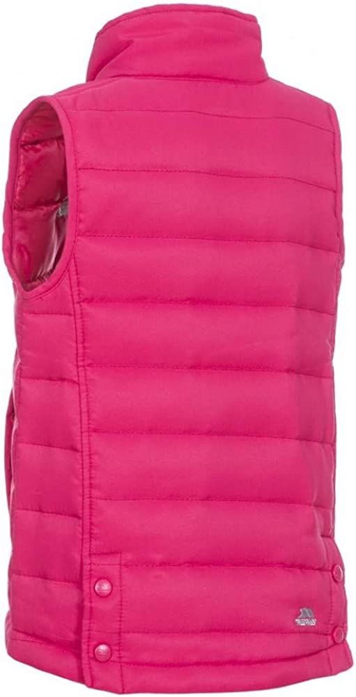 Trespass Childrens//Kids Jadda Quilted Sleeveless Gilet