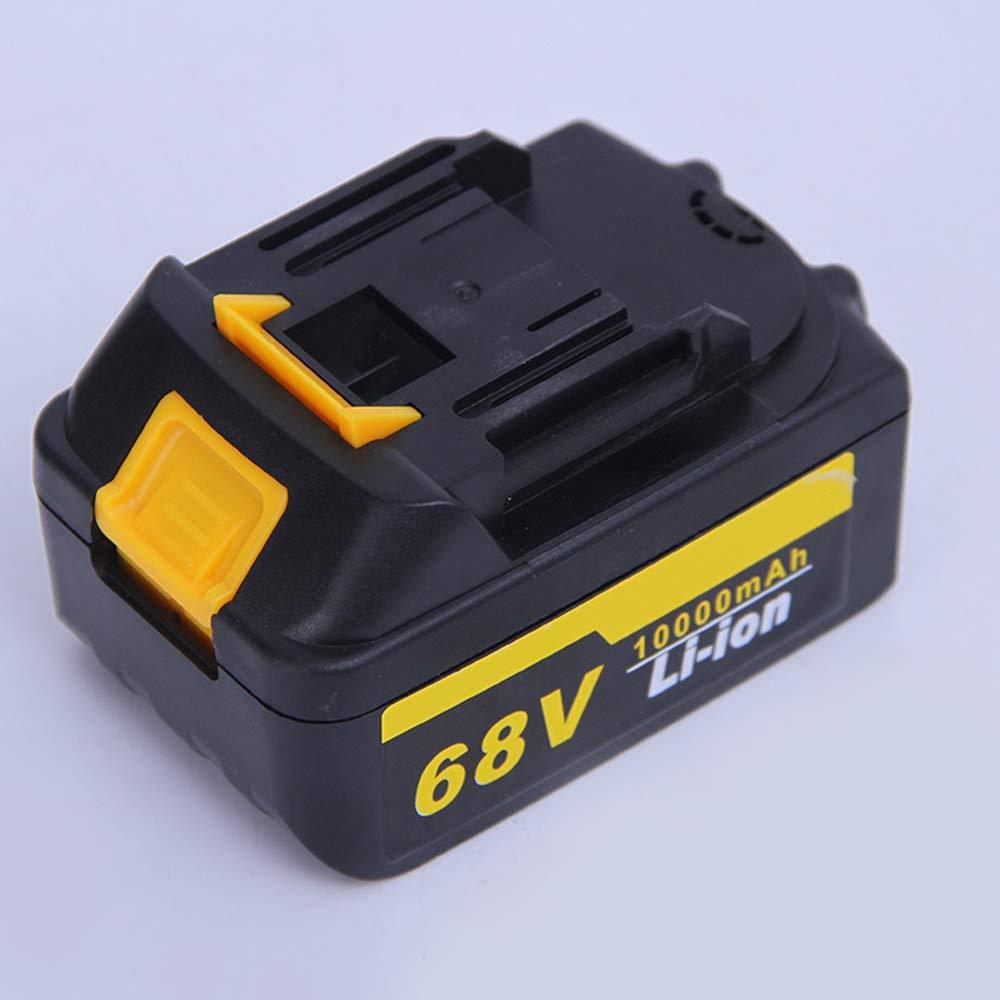 KYLINDRE sans Fil cl/é /à Chocs Brushless Max 300Nm Couple avec 10000 mAh 68V//88V Batterie Rechargeable au Lithium-ION Chargeur et /étui de Transport,1Battery,88V Prise