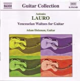 Lauro: Venezuelan Waltzes for Guitar