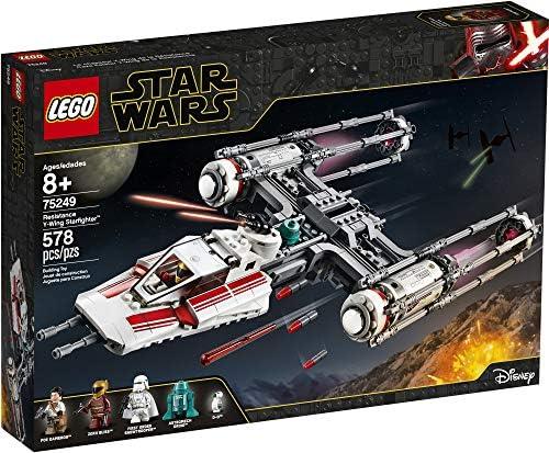 Lego Star Wars Poe Demoran Minifigure from set #75249 New.