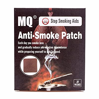 30 Patches 100% Natural Ingredient Stop Smoking & Anti Smoke Patch for Smoking Cessation Patch to Give Up Smoking