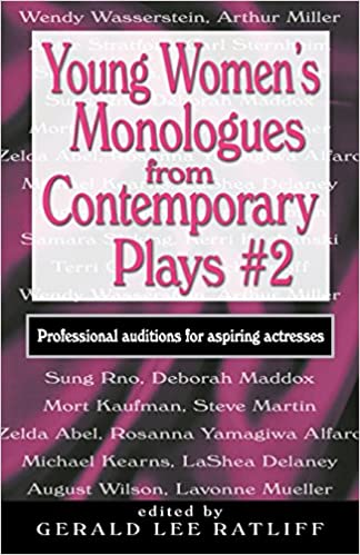 Young Women's Monologues from Contemporary Plays 2