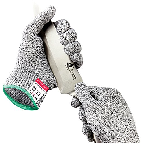 heat resistant gloves kitchen - 5