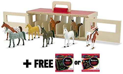 Take-Along Show Horse Stable 4-Piece Fig - Mini Horse Stable Shopping Results
