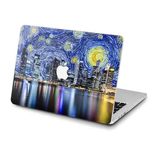 Lex Altern Watercolor Artwork MacBook Air Case 13