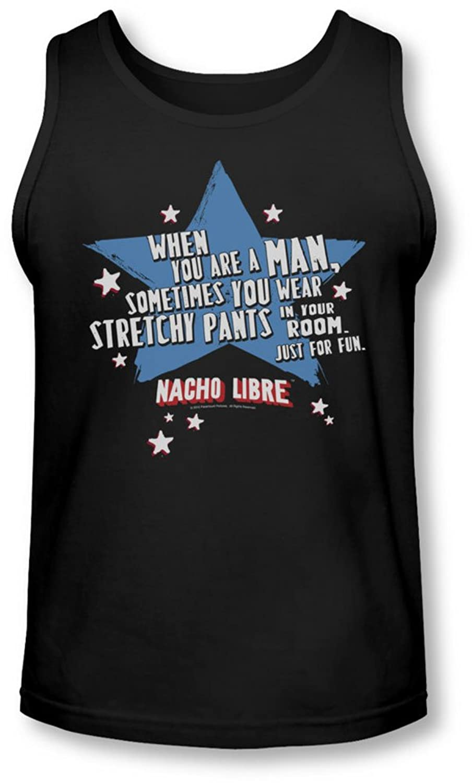Nacho Libre - Mens Stetchy Pants Tank-Top