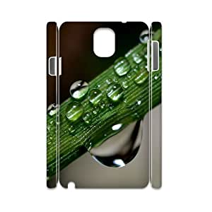 Diy Water droplets Phone Case for samsung galaxy note 3 3D Shell Phone JFLIFE(TM) [Pattern-2]