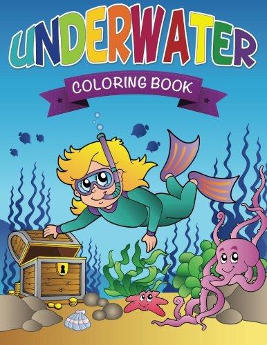 Underwater Coloring Books pdf epub