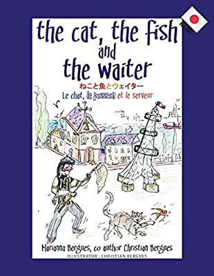 Cat and Fish and the Waiter