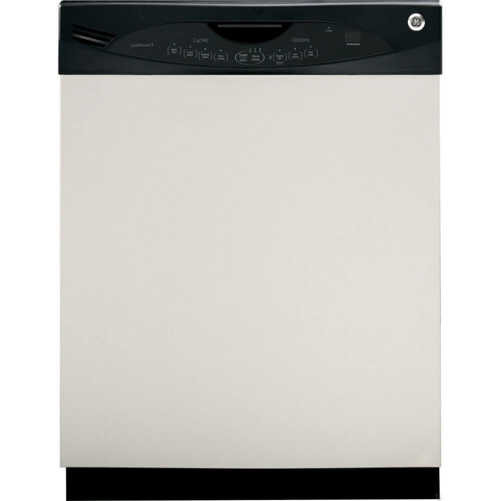 GE GLDA696FSS Tall Tub Built-In 24-Inch Dishwasher With Front Controls, Stainless Steel, 4 Cycles / 6 Options