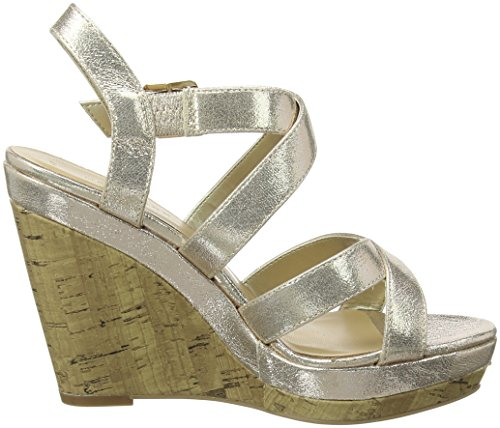 New Look Oysters 3 - Zapatos Mujer Oro (Gold)