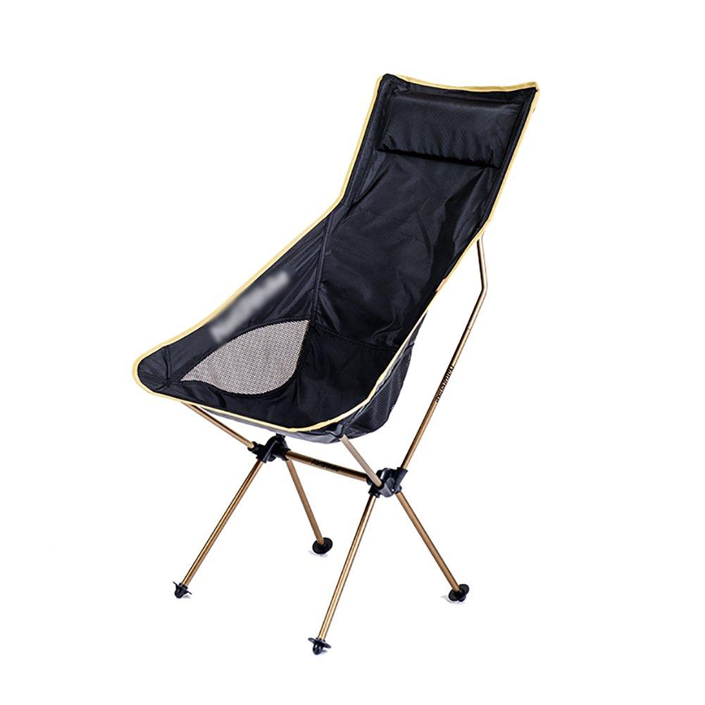 【5%OFF】 WSSF- WSSF- B07DGVTMLB 超軽量折り畳み式の椅子アルミ合金屋外キャンプチェア背もたれのリクライニングガーデンビーチピクニック椅子/スツール B07DGVTMLB, 都島区:90d60911 --- cliente.opweb0005.servidorwebfacil.com