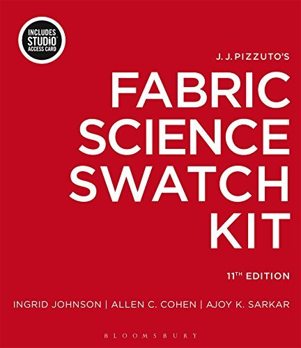 J.J. Pizzuto's Fabric Science Swatch Kit: Bundle Book + Studio Access Card by Ingrid Johnson (2015-09-24)