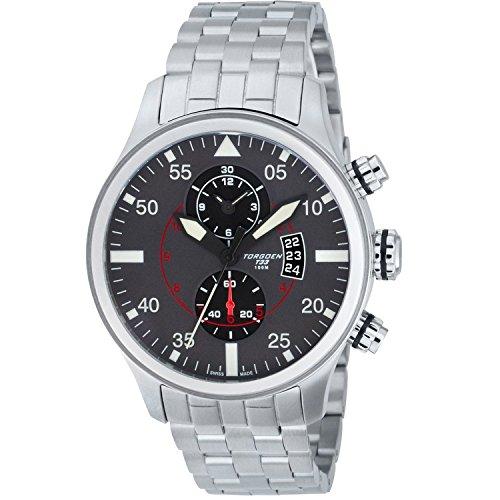 Torgoen Swiss Men's T33202 Pilot Watch