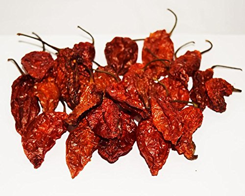 Nooelec Seeds India Bhut Jolokia Naga Ghost Pepper 10 Pieces Amazon In Grocery Gourmet Foods