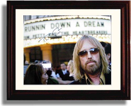 Framed Tom Petty