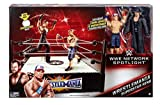 Mattel WWE Wrestlemania Superstar Ring with Action Figure- English Edition