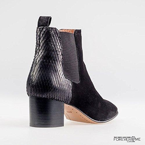 Svart Alltid Elske Reeya Meg For Boot 1qxaBw
