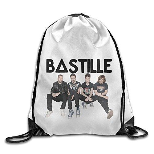 Bekey BASTILLE Wild World Gym Drawstring Backpack Bags For Men & Women For Home Travel Storage Use Gym Traveling Shopping Sport Yoga Running