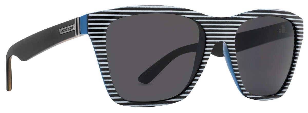 Vonzipper Booker Stripes Blue Smrf3boo-Swb New