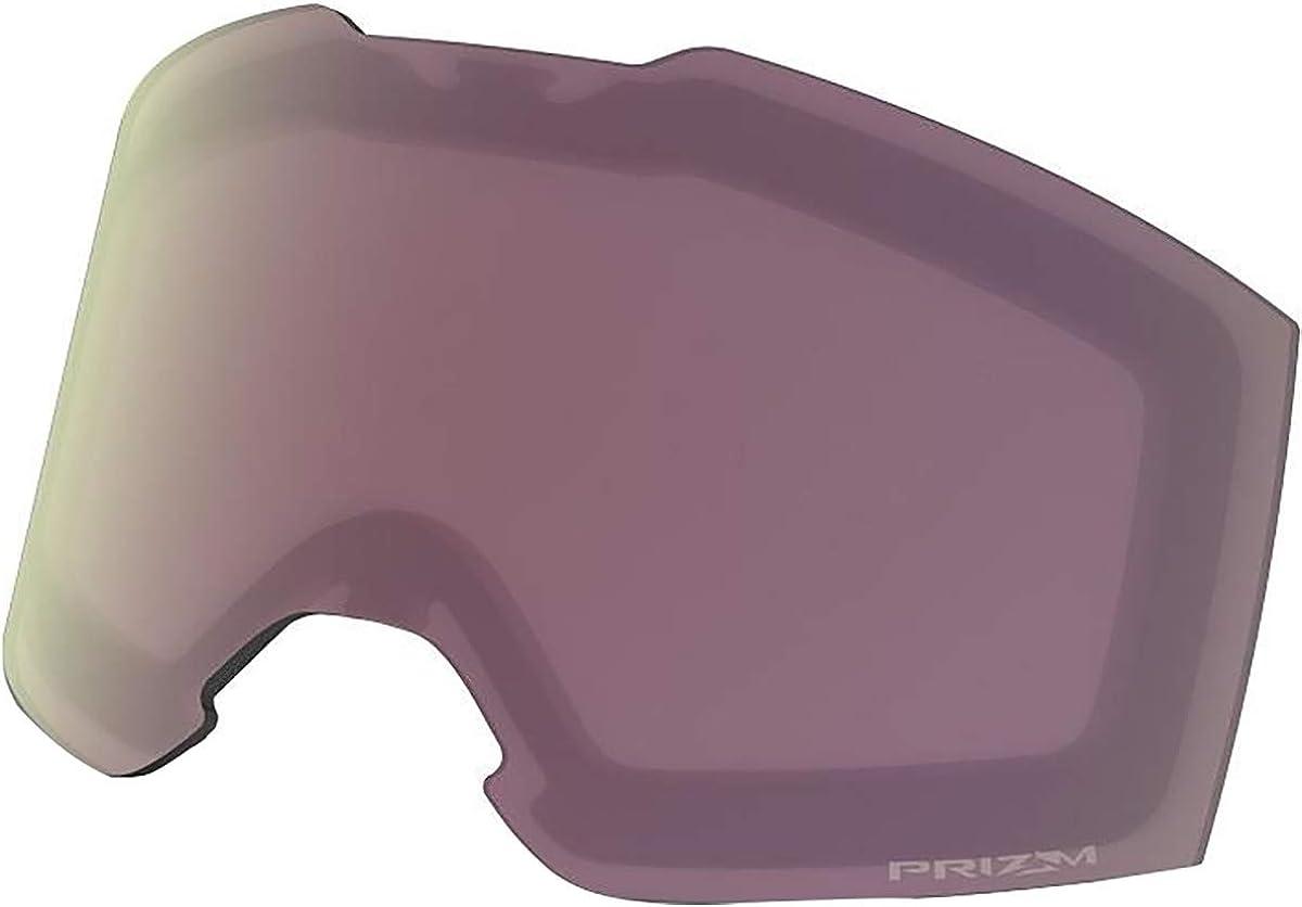 Oakley Fall Line Xl lunettes de soleil Mixte Prizm Snow Hi Pink Iridium