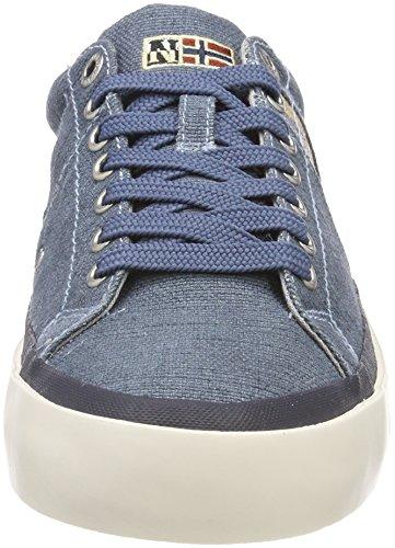 Gobi Blau Uomo Napapijri Marine blue Footwear Sneaker I55Aq