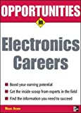 img - for Opportunities in Electronics Careers (Opportunities in Series) book / textbook / text book