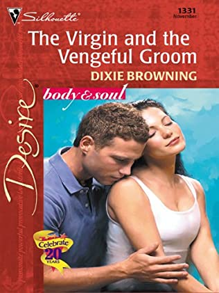 book cover of The Virgin and the Vengeful Groom