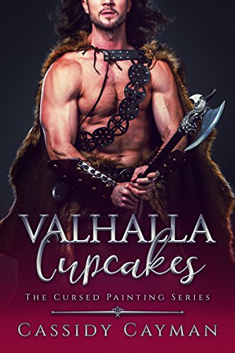 Valhalla Cupcakes Cursed Painting Book ebook product image