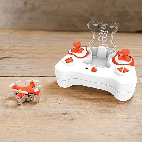 SKYKING Mini Drone Remote Control Drone RC Drone S-007 Mini Drone Quadcopter 2.4Ghz 6 Axis Gyroscope 3D Flips Headless Mode Extra Propellers Kids by SKYKING