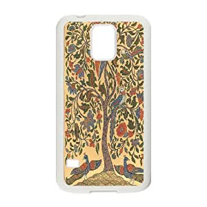 Art Paintings Tree of Life Cell phone Case Cover For Samsung Galaxy S5 ART130974