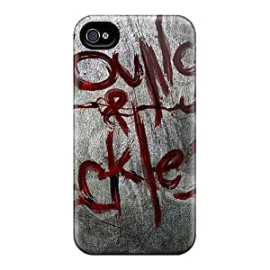 New Style Tpu 4/4s Protective Cases Covers/ Iphone Cases
