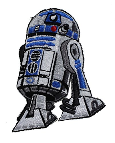Application Star Wars Clone Wars R2D2 Patch (80s Wars Star)