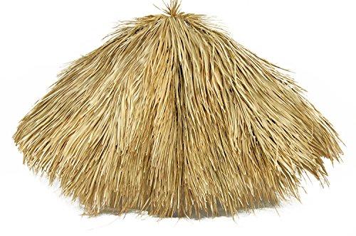 xican Palm Thatch Umbrella, 9ft D (Palapa Patio Umbrella)