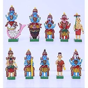 Dasavatharam Kondapalli Bommalu