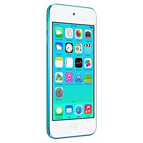 Apple iPod Touch 16GB Blue (5th Generation) (Certified Refurbished) (16 Gb Ipod 5th Generation)