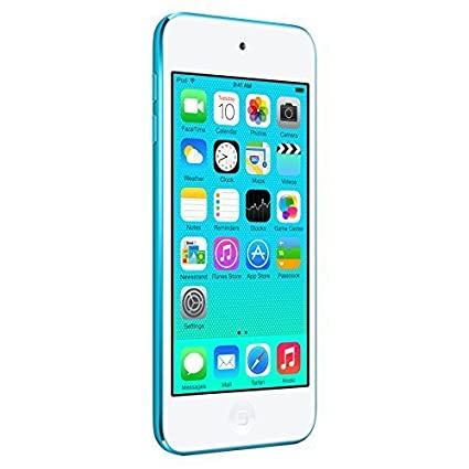 Apple iPod touch 6th Generation Blue 16GB