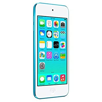 Amazon Com Apple Ipod Touch 16gb Blue 5th Generation Renewed