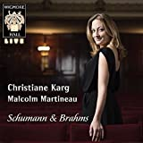 Songs by Schumann & Brahms