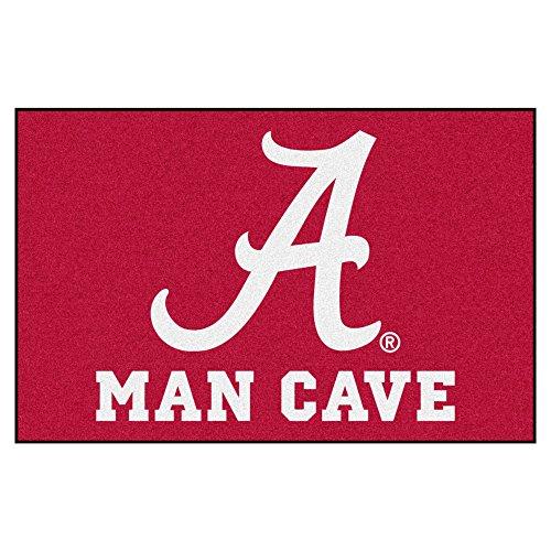 - University of Alabama Man Cave Area Rug (All Star)