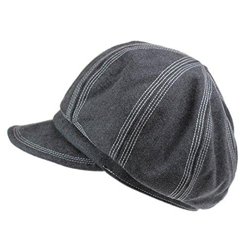 Home prefer womens newsboy cabbie hat vintage wool beret for Home prefer hats