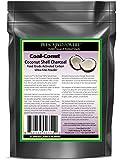 Coal-Conut(TM) - Activated Coconut Shell Charcoal Fine Husk Food Grade Powder (Ultra-Fine), 2.5 lb