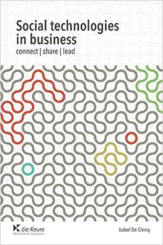 Afbeeldingsresultaat voor Social Technologies in Business