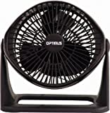 1 - 7'' Turbo High-Performance Fan, Super turbo high-performance fan, Powerful 3-speed motor, F-7071