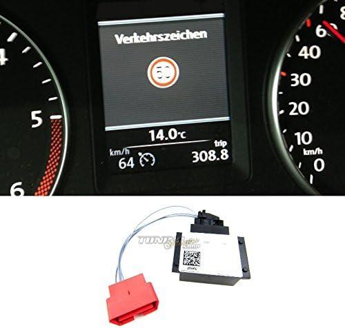 Codier Interface Zur Aktivierung Verkehrszeichenerkennung Vze Auto