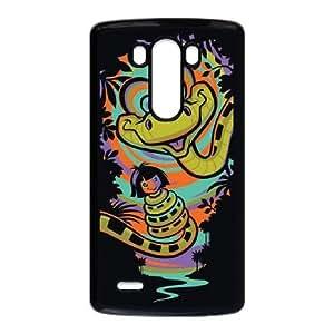 LG G3 phone case Black Jungle Book OPQL5473623